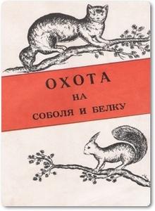 Охота на соболя и белку - Колычев В. Б.