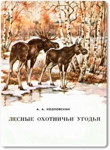 Лесные охотничьи угодья - Козловский А. А.