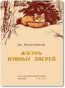 Жизнь пушных зверей - Мантейфель П. А.