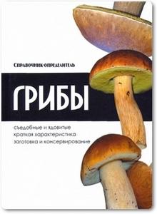 Грибы: Справочник-определитель - Адамчик В. В.